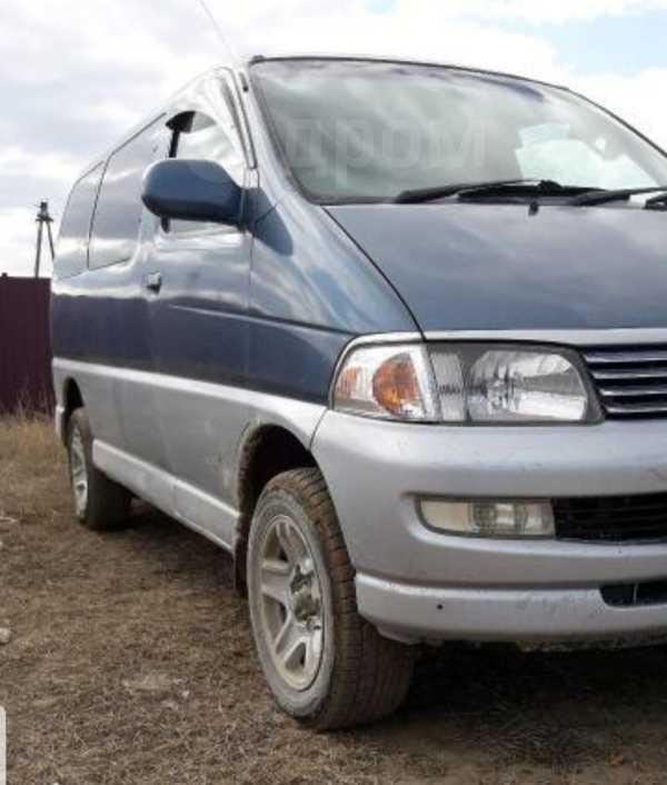 Toyota Hiace Regius, 1999 год, 450 000 руб.