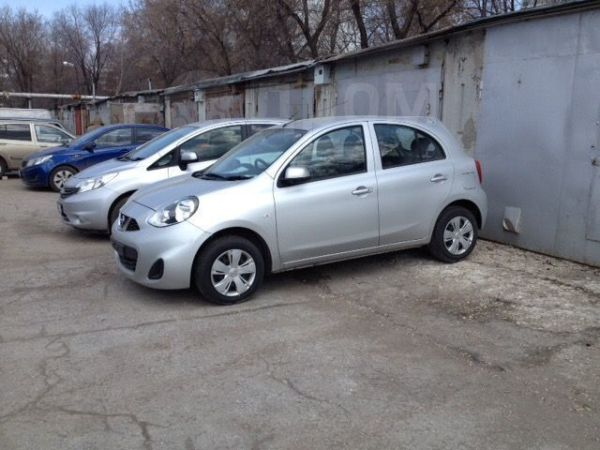 Nissan March, 2013 год, 470 000 руб.
