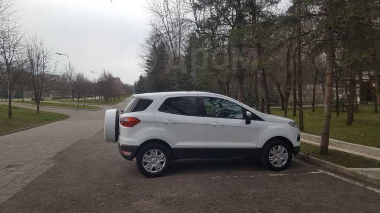 Ford EcoSport, 2016 год, 715 000 руб.