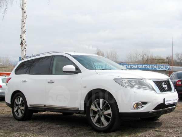 Nissan Pathfinder, 2015 год, 1 419 900 руб.