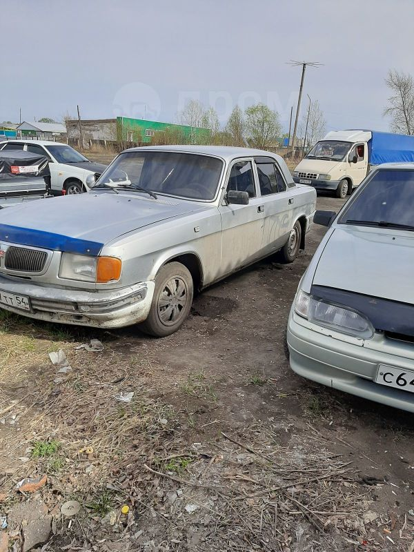 ГАЗ 3110 Волга, 2003 год, 37 000 руб.