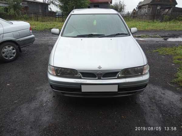 Nissan Pulsar, 1997 год, 85 000 руб.