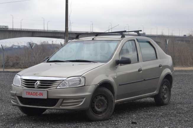 Renault Logan, 2011 год, 159 900 руб.