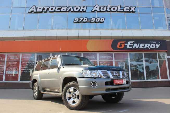 Nissan Patrol, 2008 год, 1 070 000 руб.