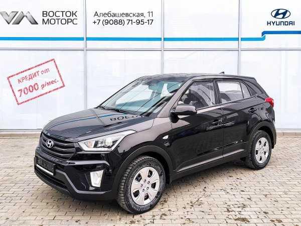 Hyundai Creta, 2019 год, 1 363 000 руб.
