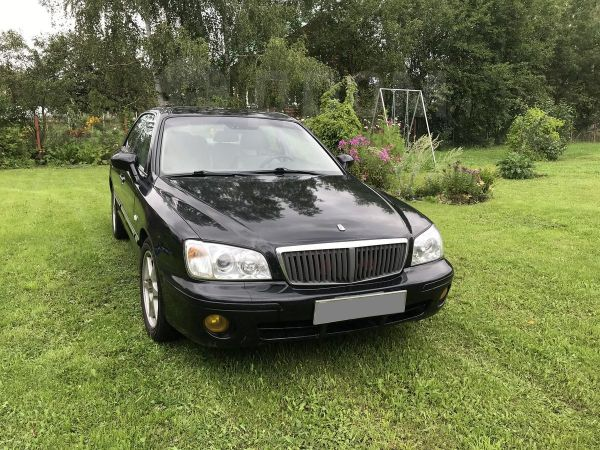 Hyundai XG, 2005 год, 260 000 руб.