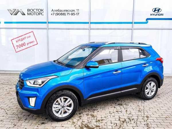 Hyundai Creta, 2020 год, 1 456 000 руб.