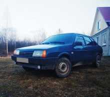 Нерехта 21099 1999