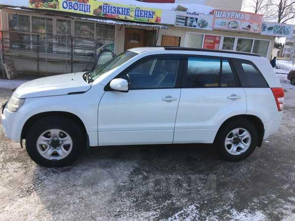 Suzuki Grand Vitara, 2011 год, 600 000 руб.