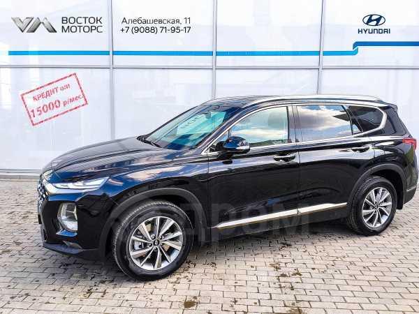 Hyundai Santa Fe, 2019 год, 2 684 000 руб.