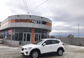 Ставрополь CX-5 2012