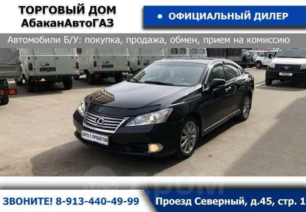 Lexus ES350, 2011 год, 1 059 000 руб.