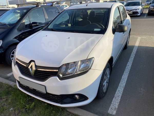 Renault Logan, 2018 год, 540 000 руб.