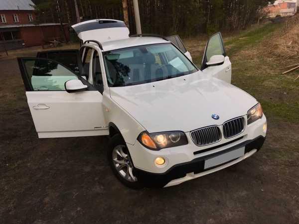 BMW X3, 2010 год, 830 000 руб.