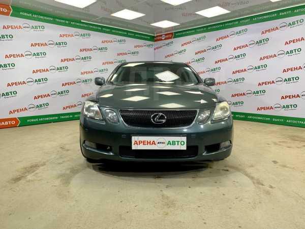 Lexus GS300, 2007 год, 599 000 руб.