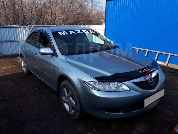 Mazda Atenza, 2002 год, 268 000 руб.