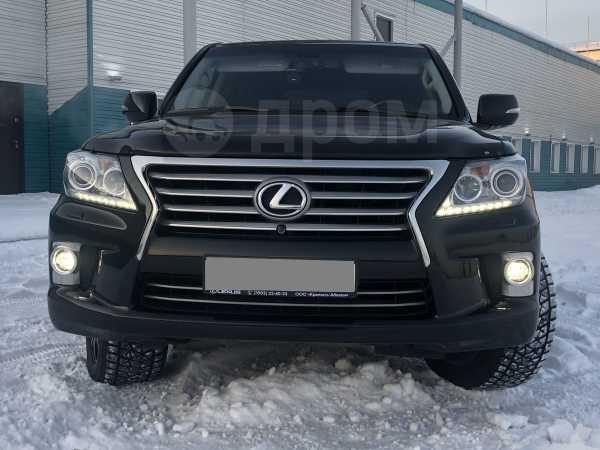 Lexus LX570, 2012 год, 2 800 000 руб.