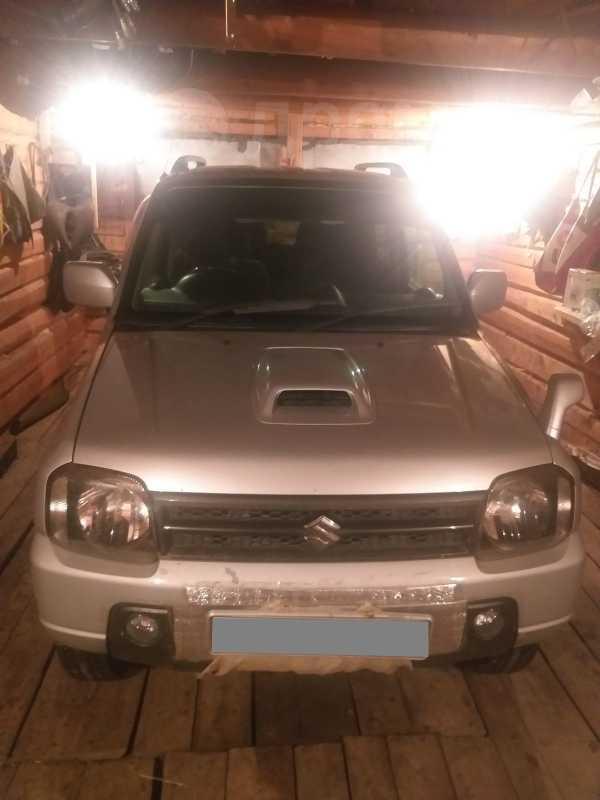 Suzuki Jimny, 2004 год, 270 000 руб.