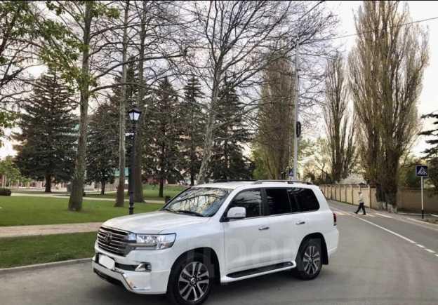 Toyota Land Cruiser, 2016 год, 3 480 000 руб.