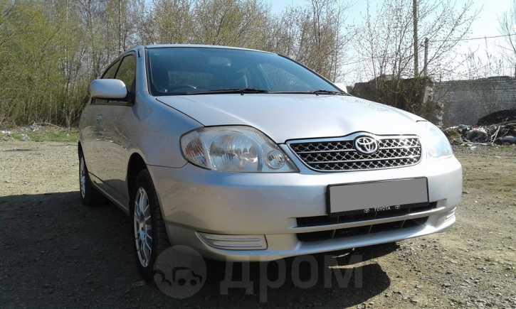 Toyota Corolla, 2001 год, 365 000 руб.