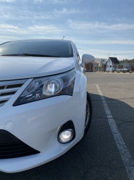 Чита Avensis 2012