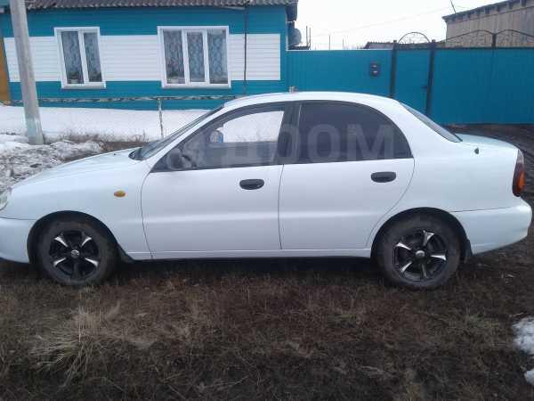 Chevrolet Lanos, 2009 год, 150 000 руб.