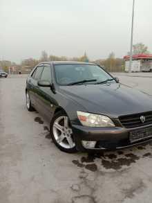 Новосибирск IS200 2002