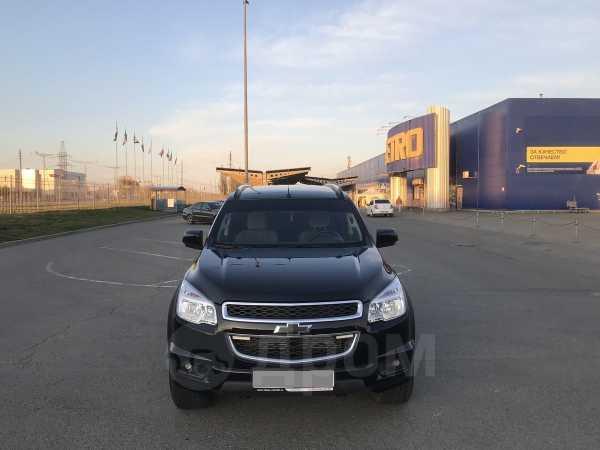 Chevrolet TrailBlazer, 2014 год, 1 100 000 руб.