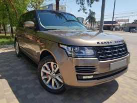 Краснодар Range Rover 2014