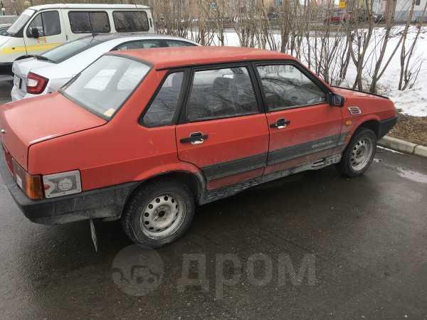 Лада 21099, 1992 год, 41 000 руб.