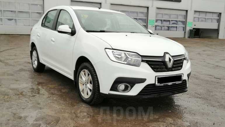 Renault Logan, 2018 год, 590 000 руб.