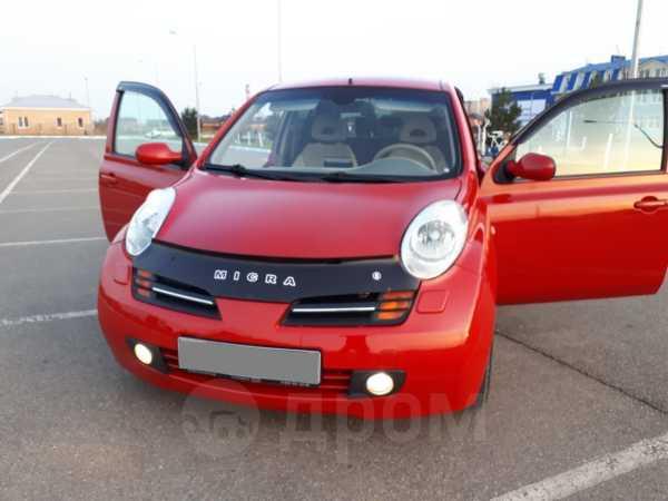 Nissan Micra, 2004 год, 300 000 руб.