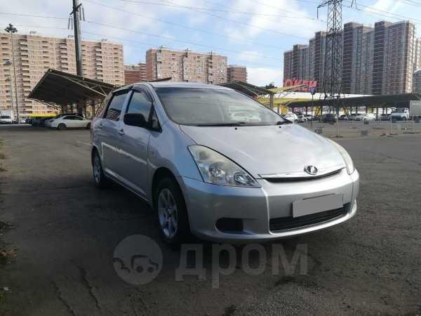 Toyota Wish, 2003 год, 378 000 руб.