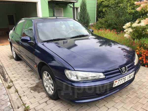 Peugeot 406, 1998 год, 60 000 руб.