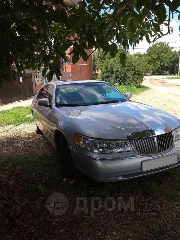 Lincoln Town Car, 1999 год, 400 000 руб.
