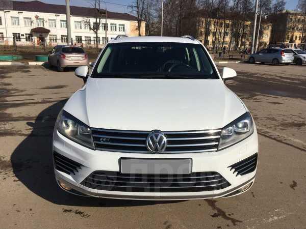 Volkswagen Touareg, 2016 год, 2 070 000 руб.