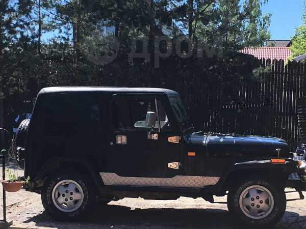 Jeep Wrangler, 1991 год, 379 000 руб.