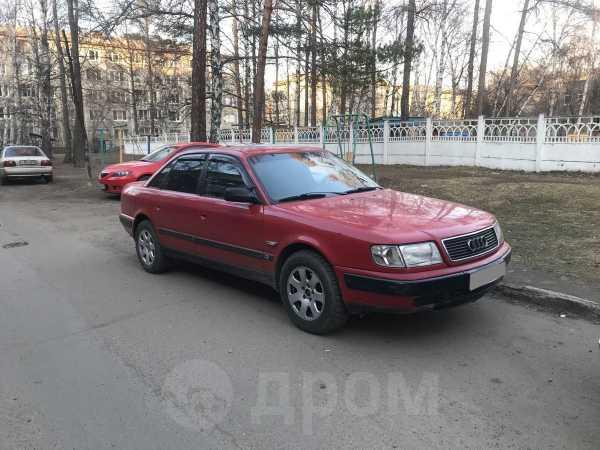 Audi 100, 1993 год, 120 000 руб.