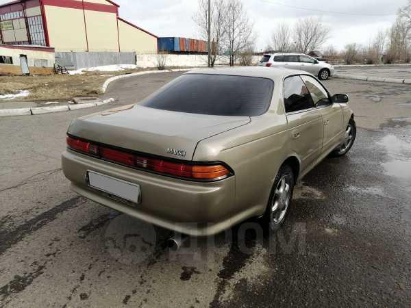 Toyota Mark II, 1994 год, 155 000 руб.