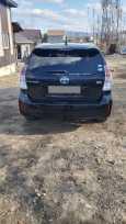 Toyota Prius a, 2015 год, 890 000 руб.
