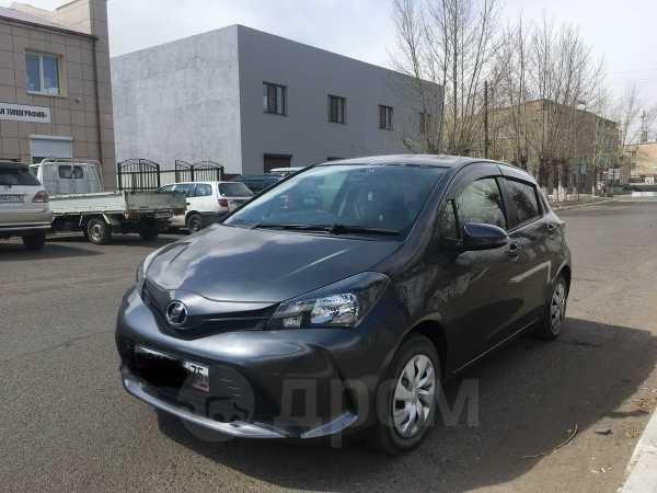 Toyota Vitz, 2016 год, 535 000 руб.