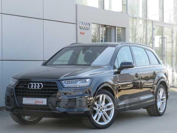 Audi Q7, 2019 год, 5 280 000 руб.