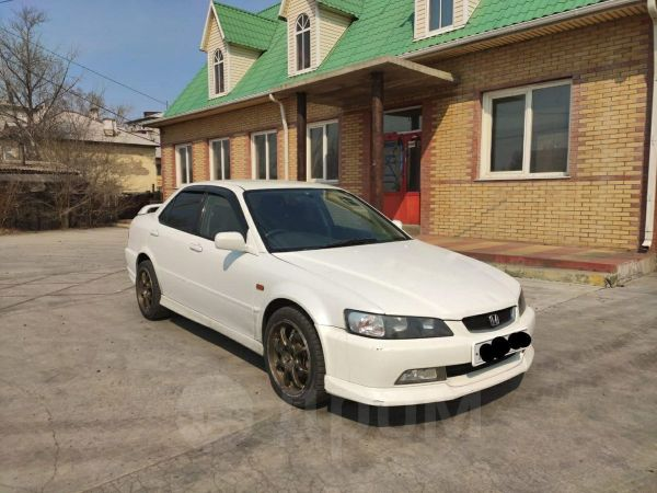 Honda Accord, 1997 год, 208 000 руб.