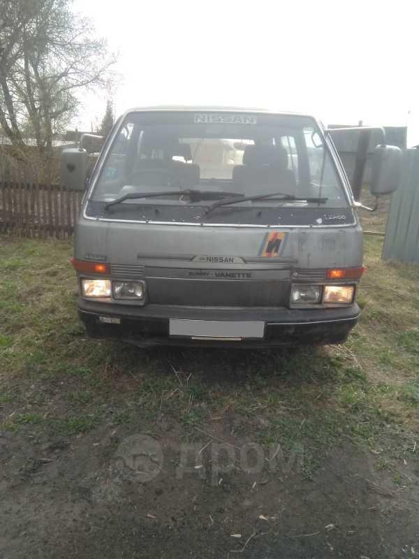 Nissan Largo, 1986 год, 60 000 руб.