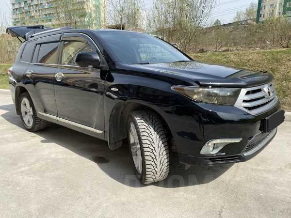 Toyota Highlander, 2011 год, 1 325 000 руб.