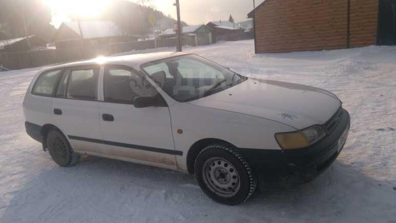 Toyota Caldina, 1996 год, 125 000 руб.