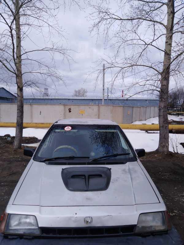 Honda Civic Shuttle, 1987 год, 75 000 руб.