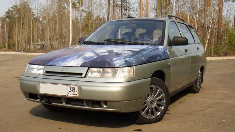 Лада 2111, 2006 год, 110 000 руб.