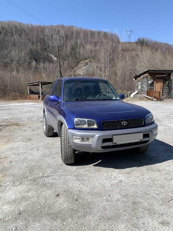 Toyota RAV4, 1998 год, 360 000 руб.
