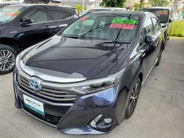 Toyota Sai, 2016 год, 1 100 000 руб.